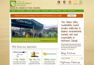 Yampa Valley Sustainability Council