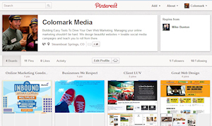Colomark on Pinterest