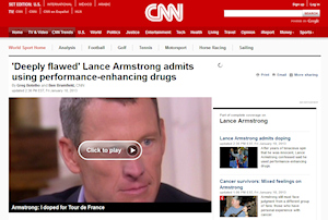 Lance Armstrong Story