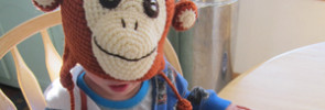 Mailchimp Monkey Hat