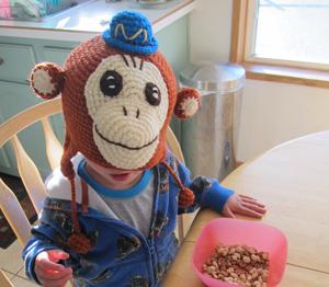 Mailchimp Monkey Hat