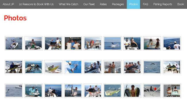 JP Sport Fishing photos