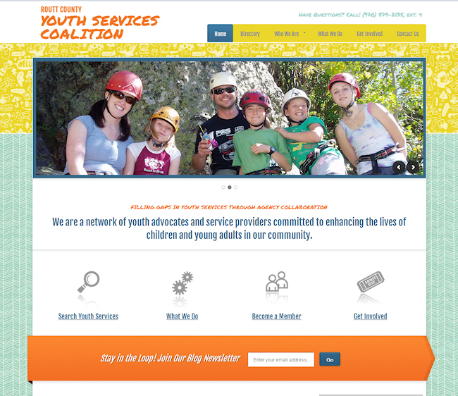 Routt County Youth Website