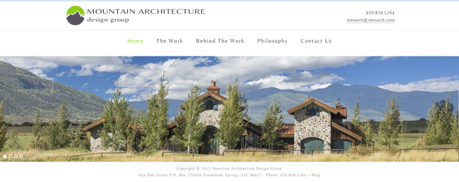 Mountain Architecture Design Group