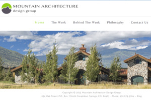 Mountain Architecture Group