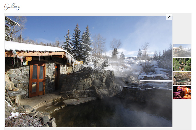 Hot Springs Photos